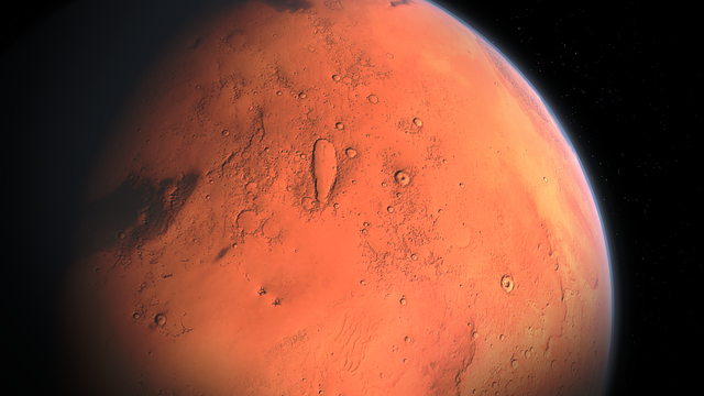 Podobá se tekuté jádro na Marsu jádru naší planety?