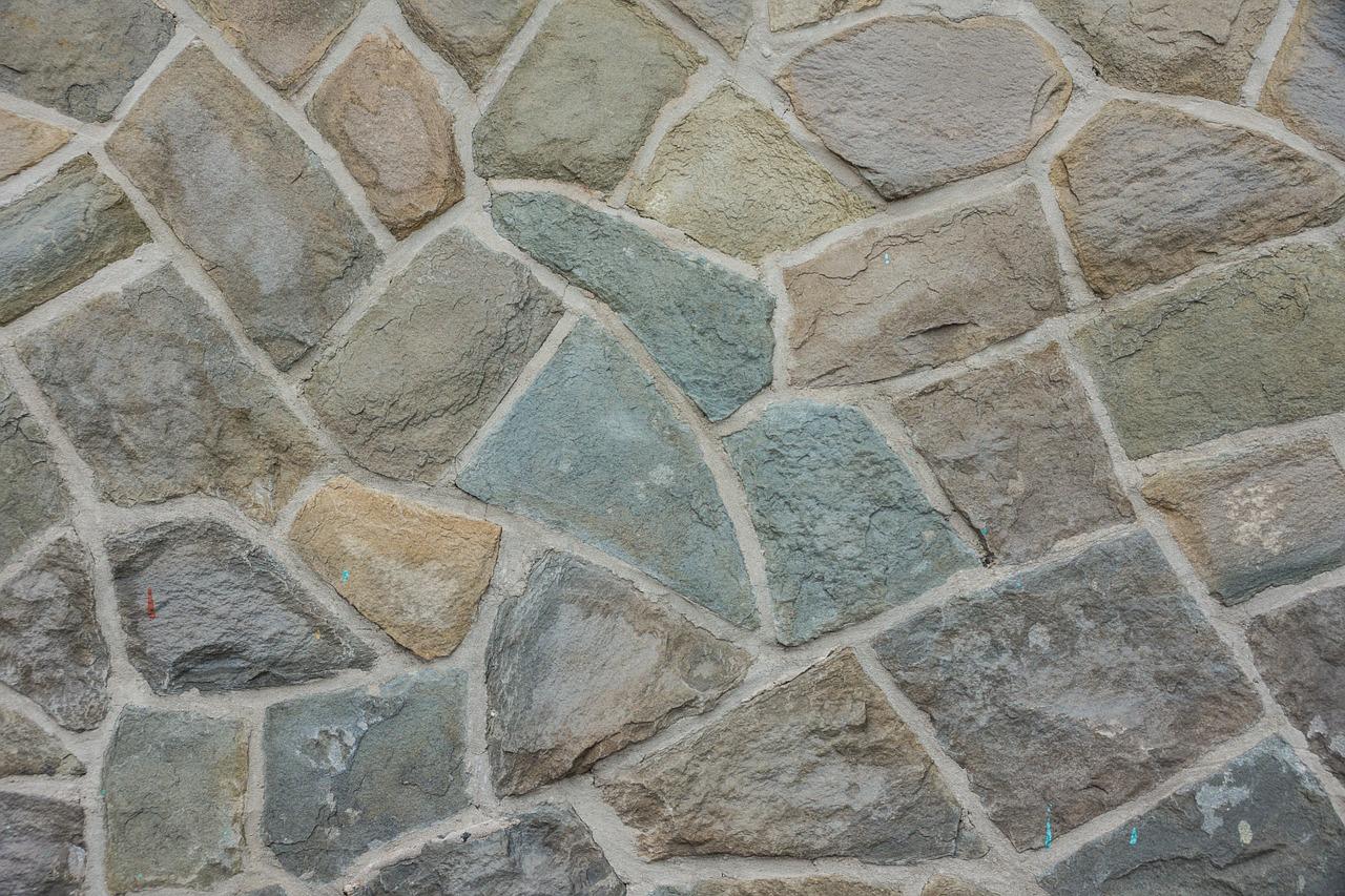 krásná kamenná dlažba
