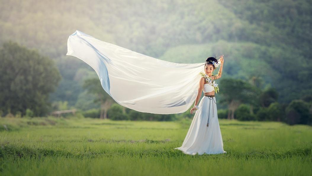 moderní nevěsta